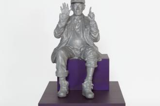 Xavier Veilhan, Terry Richardson, galerie Perrotin, Paris, New York, Music, The sacred and the profaned