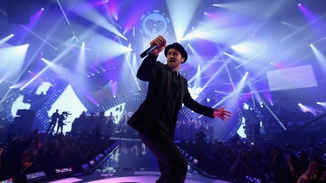 Justin Timberlake recevra le prix d'Honneur à la cérémonie des iHeartRadio Music Awards 2015