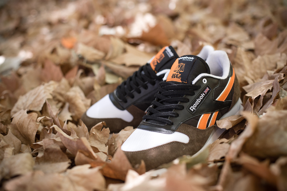 Reebok Classic x Highs and Lows : Autumn Leaves