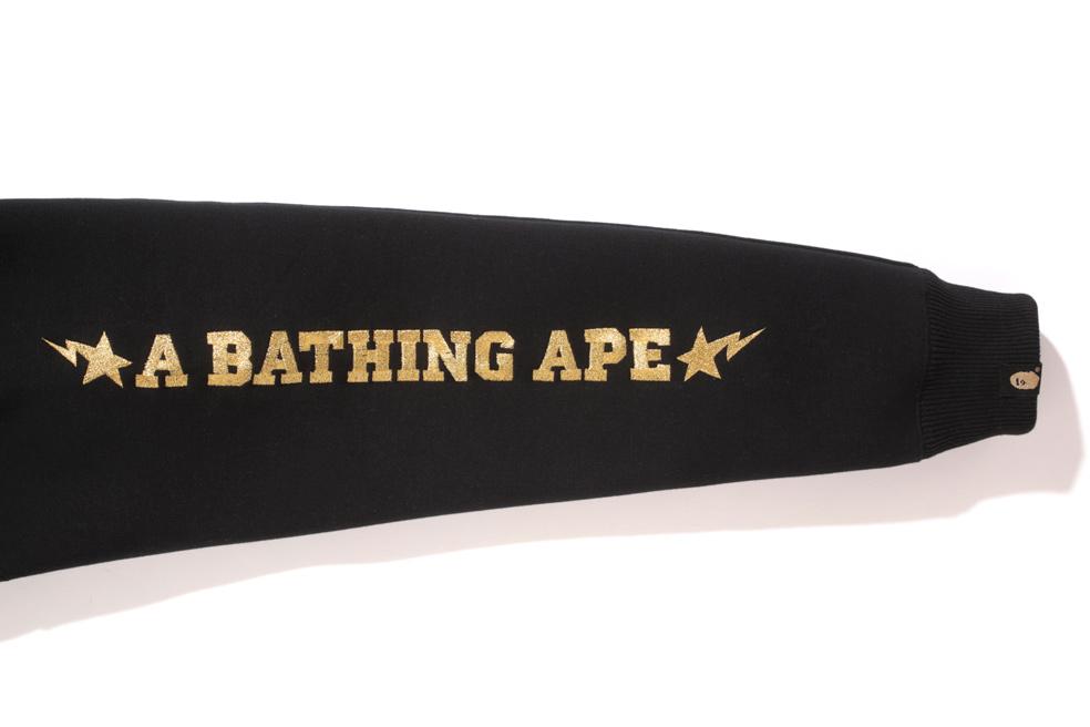 A Bathing Ape présente sa BAPE Black Collection