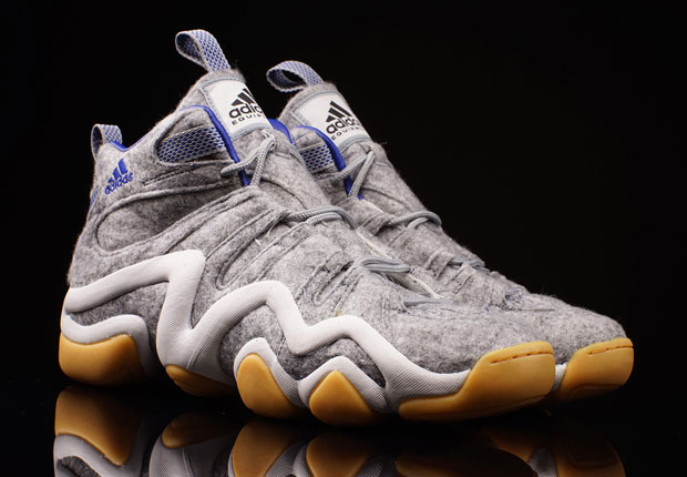 Nouvelle Sneakers : L'Adidas Crazy 8 «Wool»