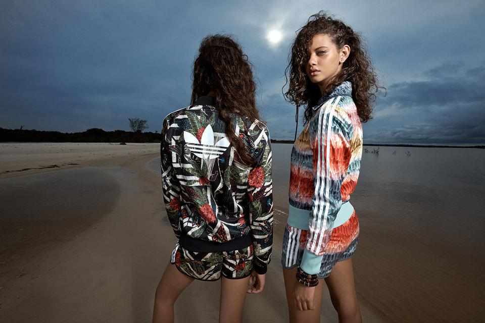 Adidas x the Farm Compagny : les 2 lookbooks de l'été