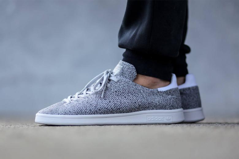 Adidas Originals Stan Smith Primeknit NM «Light Solid Grey»