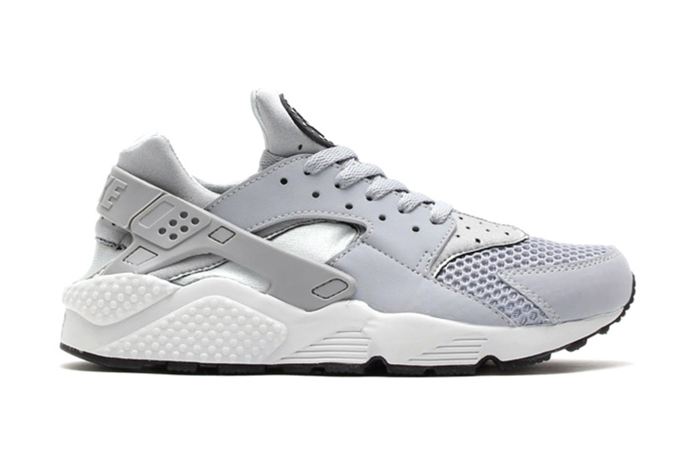 Nike Air Huarache Wolf Grey/Pure Platinum-Black-White