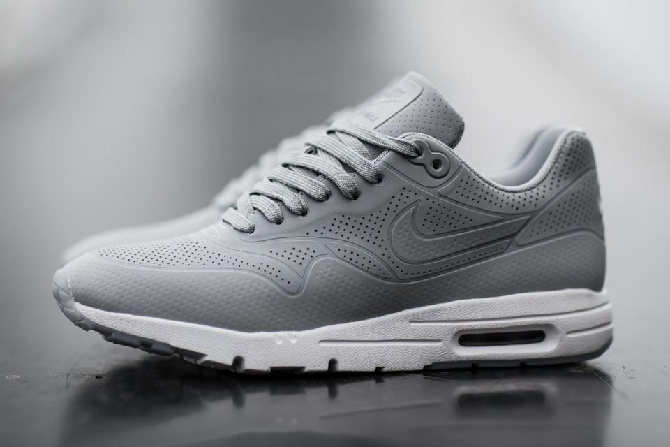 Nike Air Max 1 Ultra Moire « Wolf Gray »