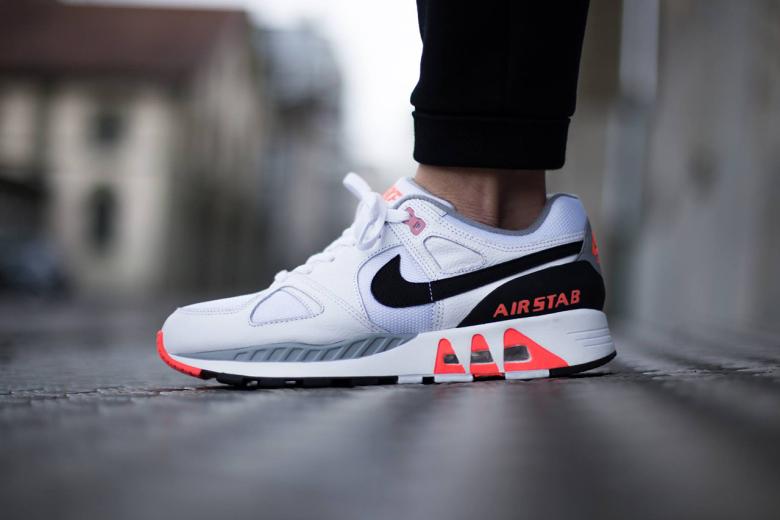 Nike Air Stab «Hot Lava»