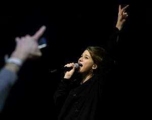 Selah Sue en concert privé à l'Opening Party des Talents du Live