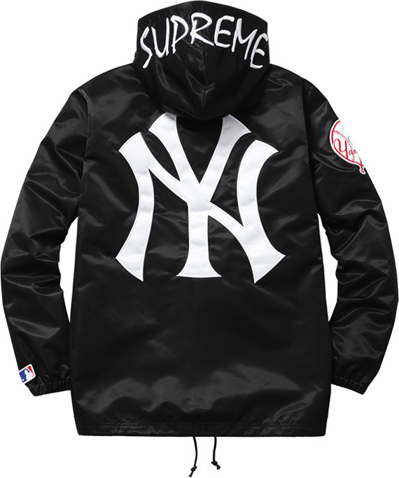 Supreme x New York Yankees, collab' en ligne dès le 12 mars !