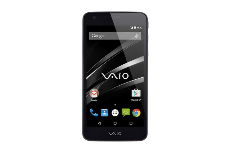 VAIO lance son premier smartphone !