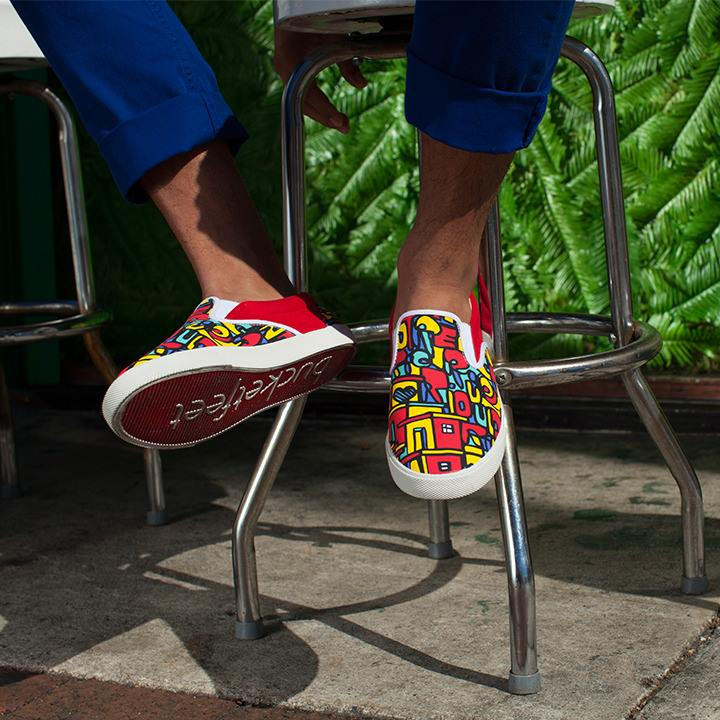 Bucketfeet – collection SS 2015