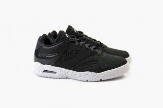 nike air tech iv low anthracite
