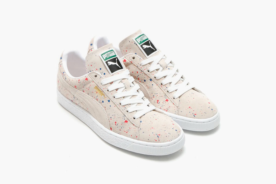 Puma Suede Classic « Allover Splatter » Pack