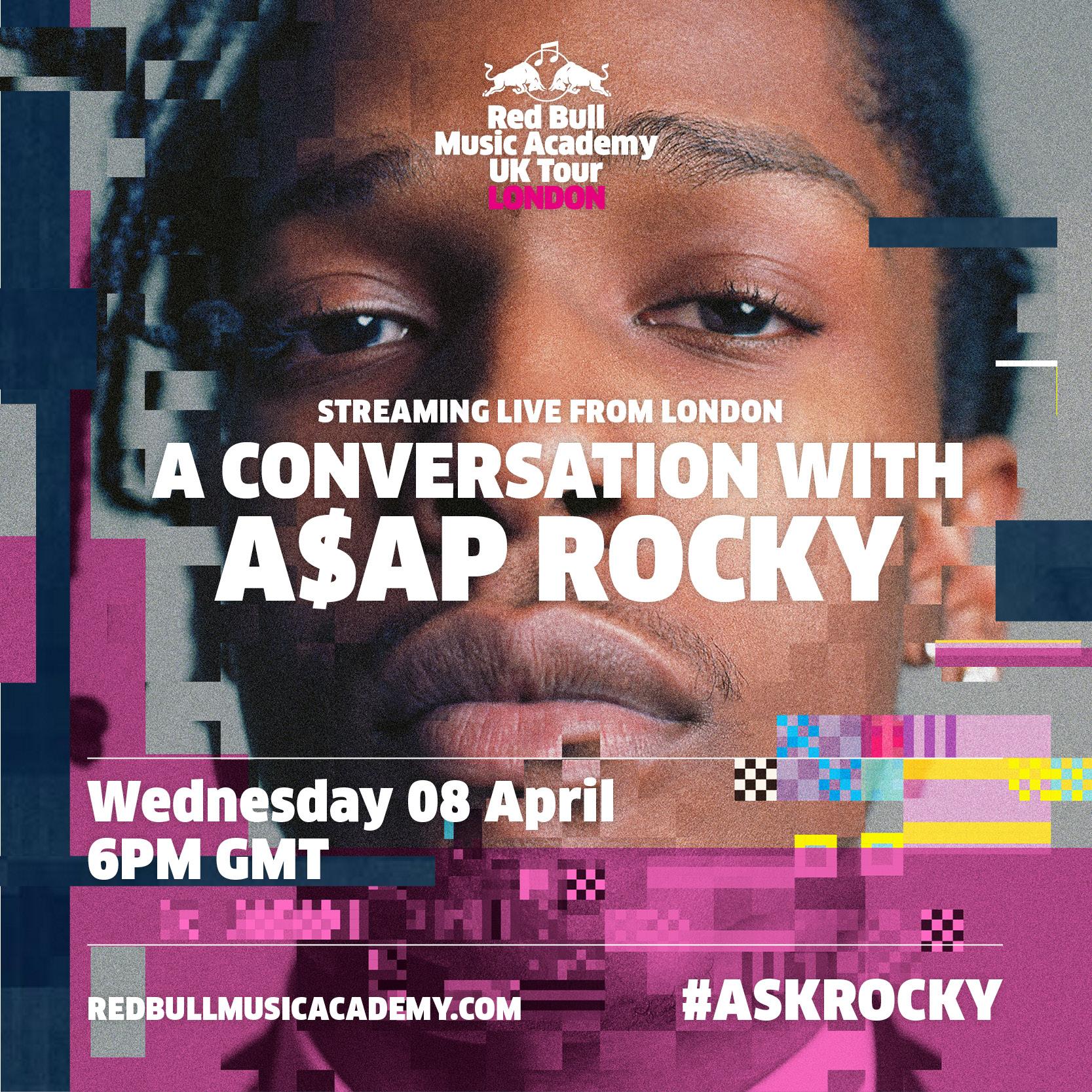 Dès 19h, posez vos questions en live à A$ap Rocky !