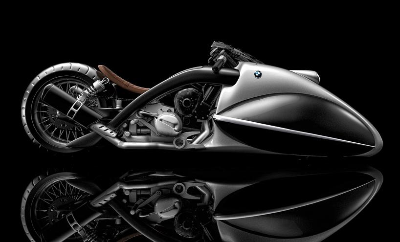BMW dévoile son concept APOLLO STREAMLINER