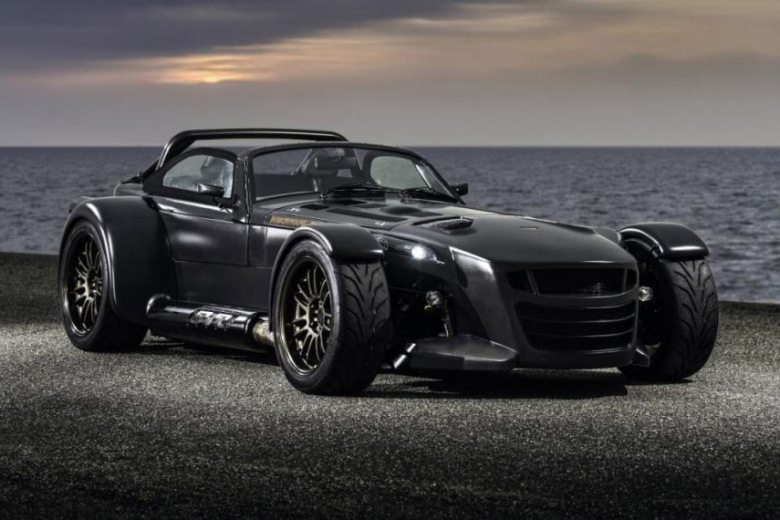 Donkervoort D8 GTO «Bare Naked Carbon»