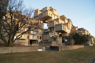 montreal architecture