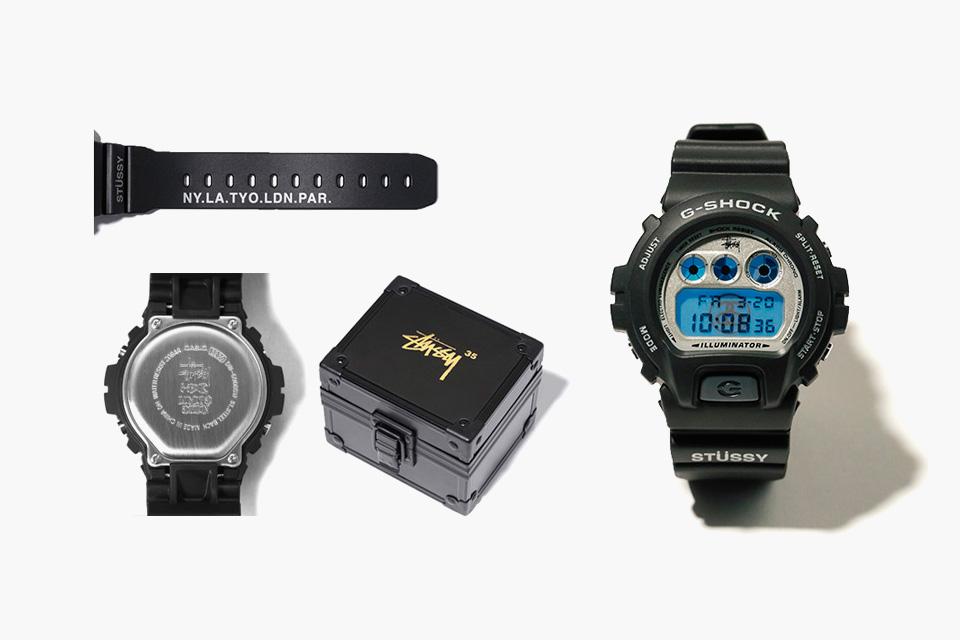 Stussy x G-Shock DW-6900