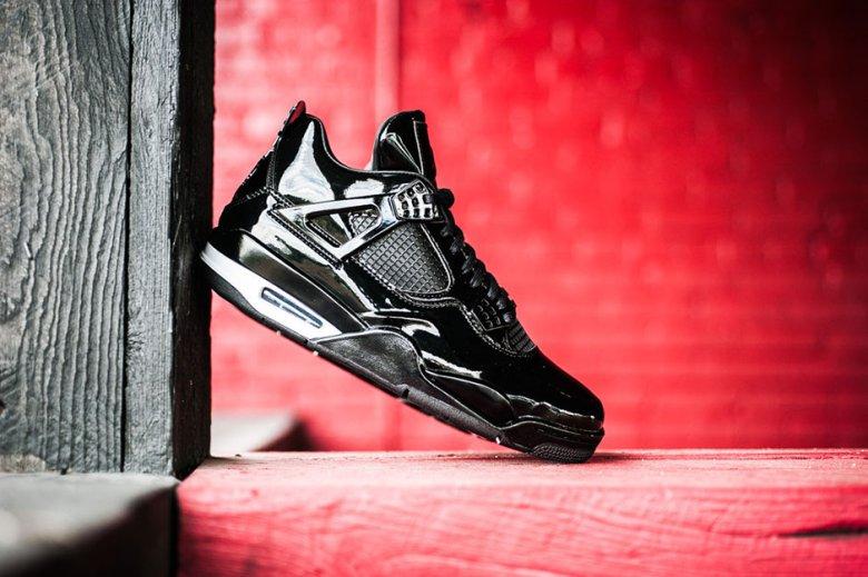 Air Jordan 11Lab4 «Black»