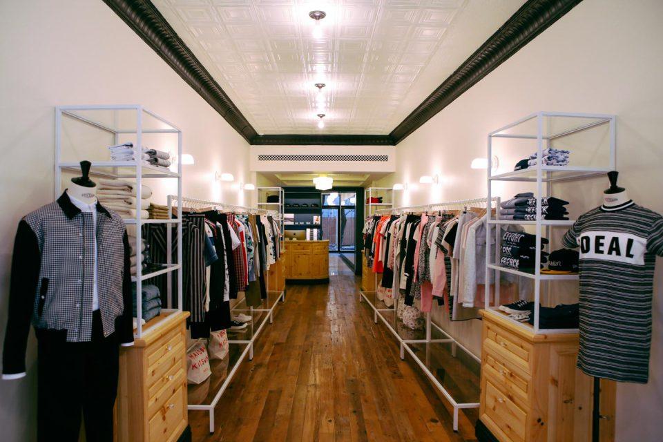 Kitsuné ouvre sa deuxième boutique à New York