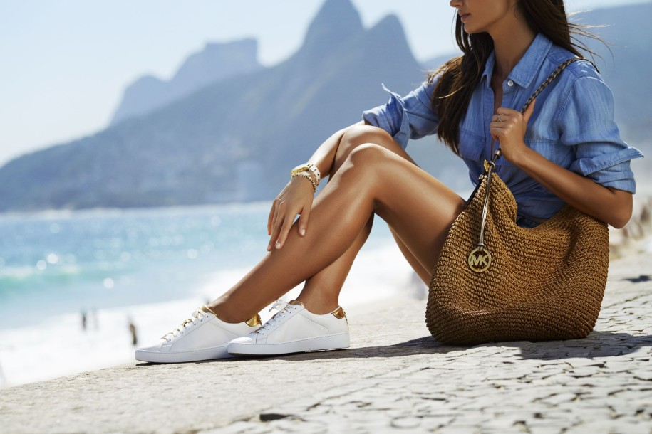 Jet Set 6, la collection capsule de Michael Kors