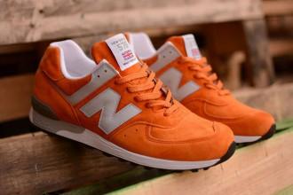 new balance 576 orange pack