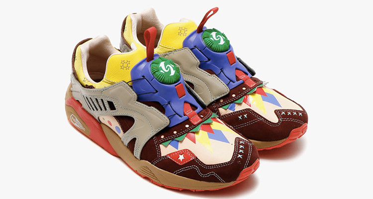 PUMA DISC TRINOMIC X OJAGA DESIGN
