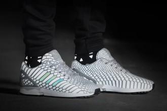 """adidas Originals ZX Flux XENO """"Silver"""""""
