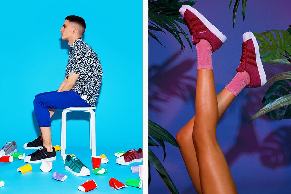 adidas Originals Superstar présente son «Festival Canvas Pack»