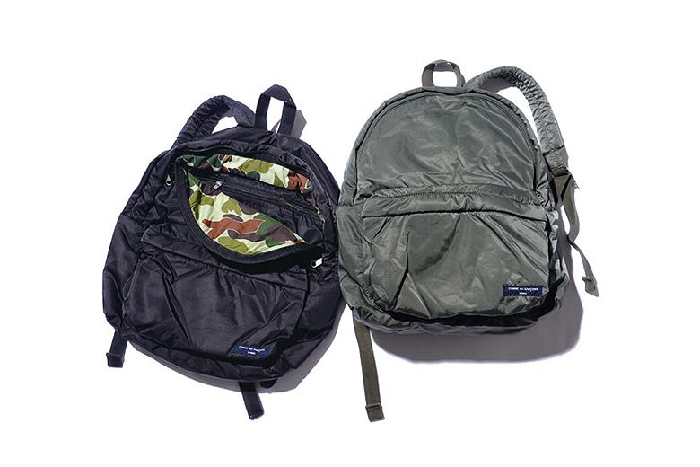 COMME des GARCONS HOMME : la collection de sacs printemps/été 2015