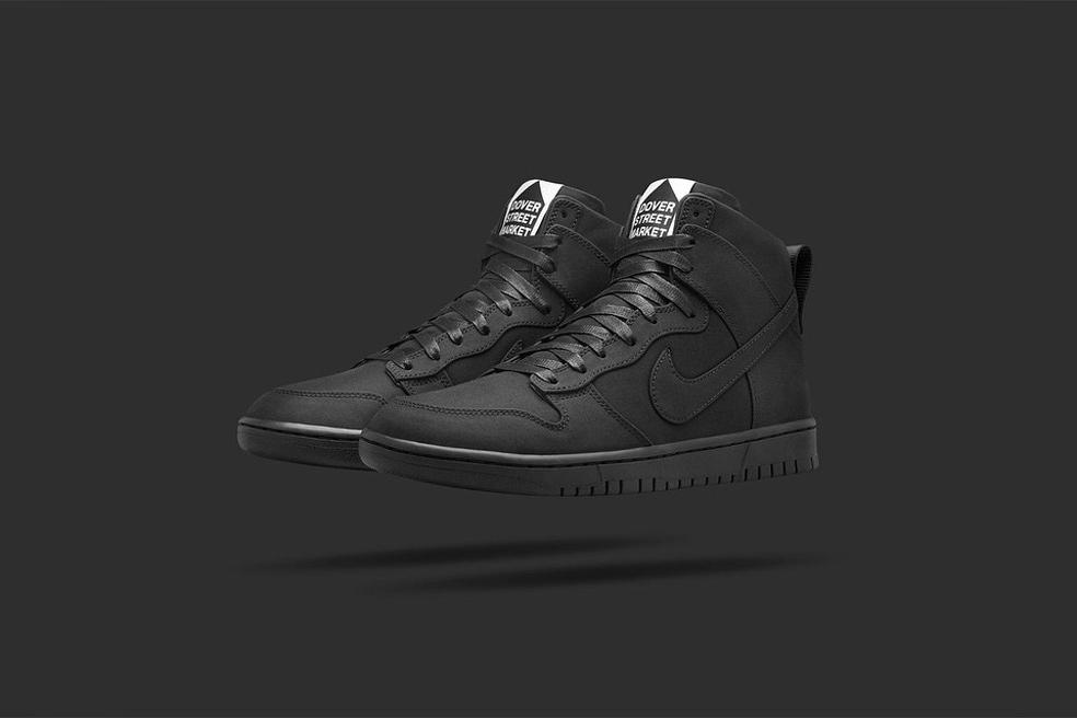 Nike Lab x Dover Street Market : la DUNK Lux High édition limitée