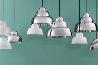 From us with love - Lamps levels chrome - 1