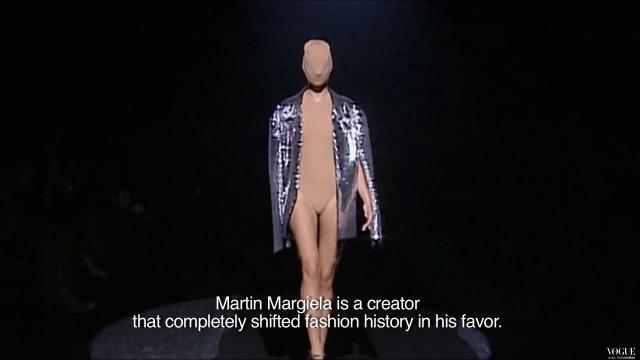 Martin Margiela : le documentaire «The Artist is absent» enfin dévoilé ici