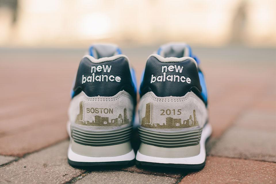 New Balance x Concepts : «Boston 574»