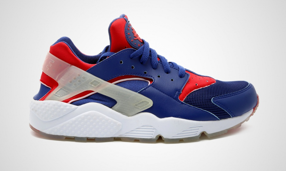 Nike Air Huarache PM version Berlin / Londres / Milan