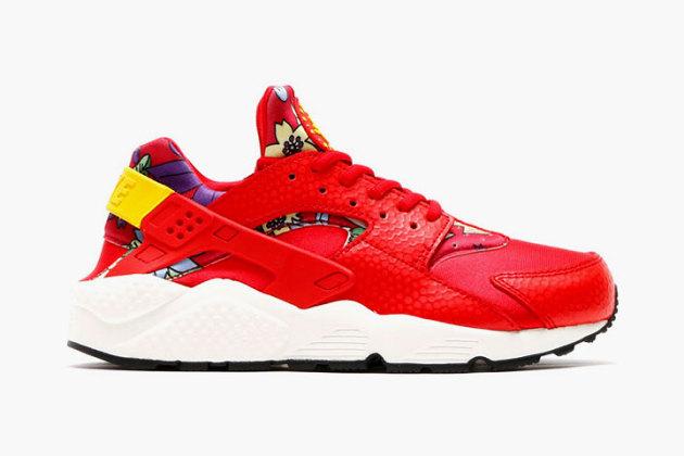 """Nike Air Huarache Run """"Orchid Print"""" Pack"""