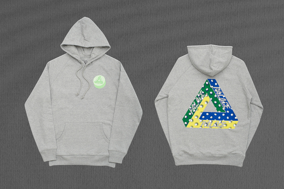 PALACE SKATEBOARDS la collection Spring/Summer 2015