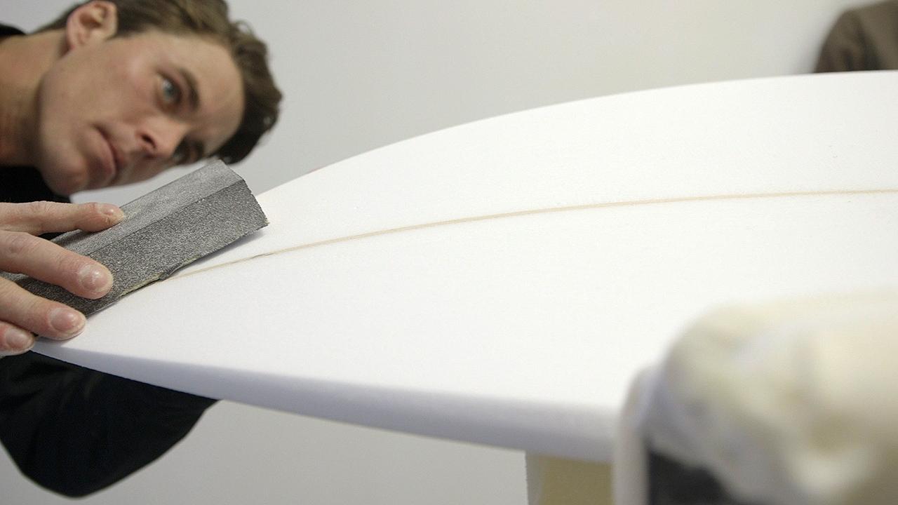 Union Surfboards ouvre les portes de son atelier New Yorkais