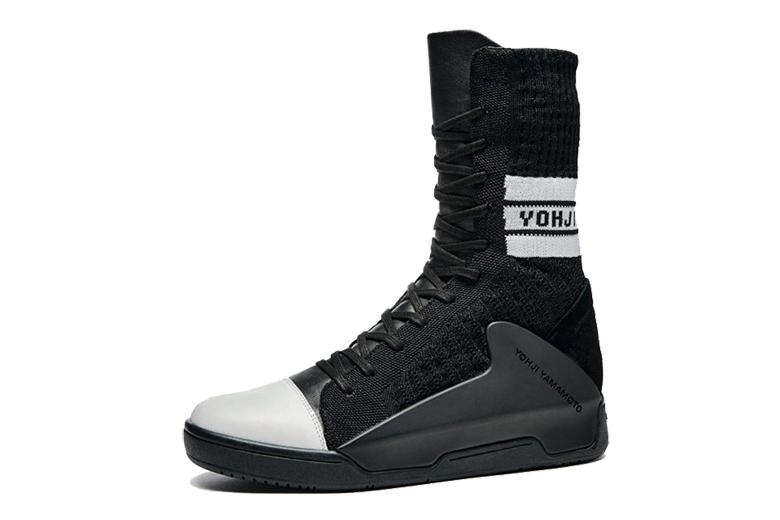 Adidas x Yohji Yamamoto : Y-3 FW Desert Boost & Hayworth Guard