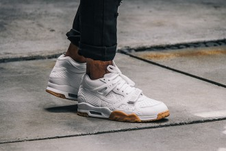 nike air trainer 3 white gum