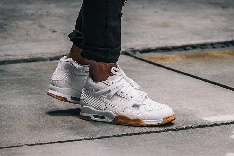 Nike Air Trainer 3 «White/Gum»