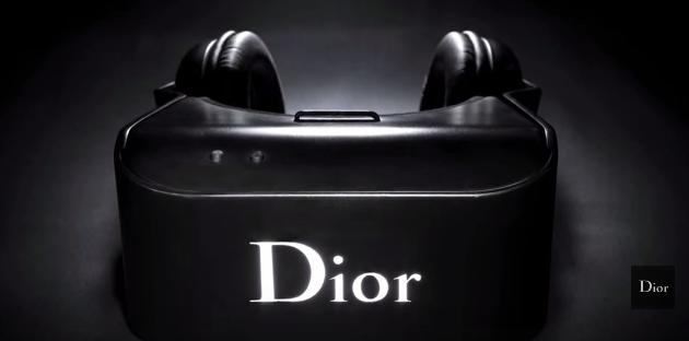Dior eyes virtuality : plongez dans les coulisses de la maison française