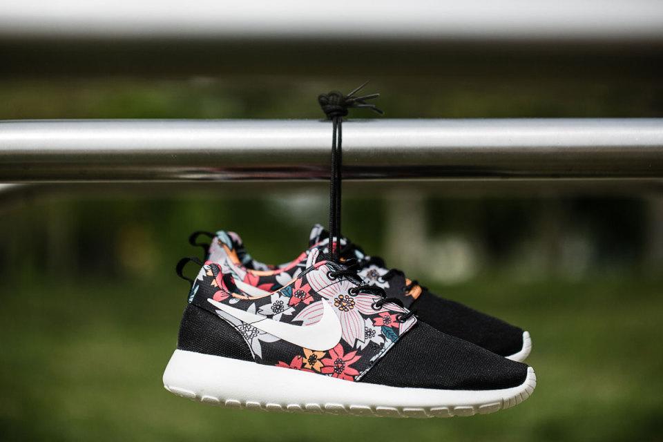 Nike «Floral Print» Pack – Printemps/été 2015