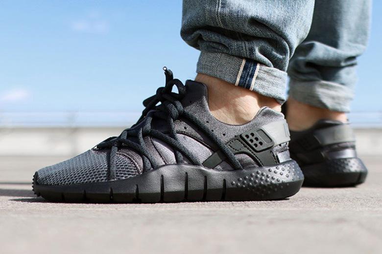 Nike Huarache NM «Dark Gray/Anthracite»
