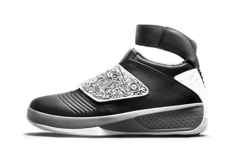 Air Jordan XX Retro «Cool Grey»