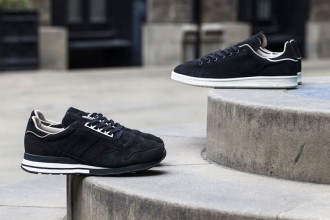 adidas originals black pack made in germany