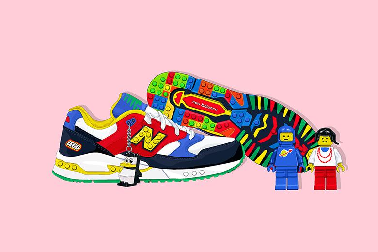 Olka Osadzińska illustre des collaborations de sneakers impossibles