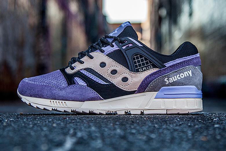 Sneaker Freaker x Saucony Grid SD «Kushwhacker»