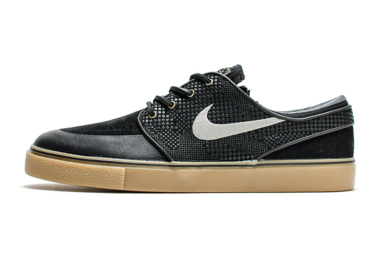 Nike SB Stefan Janoski Premium «Black/Gum»