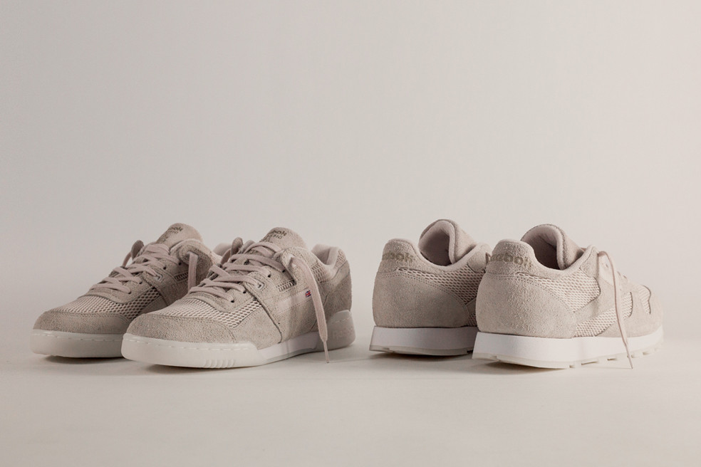"""Reebok Classic """"Teasle Suede"""" Pack size? Exclusive"""