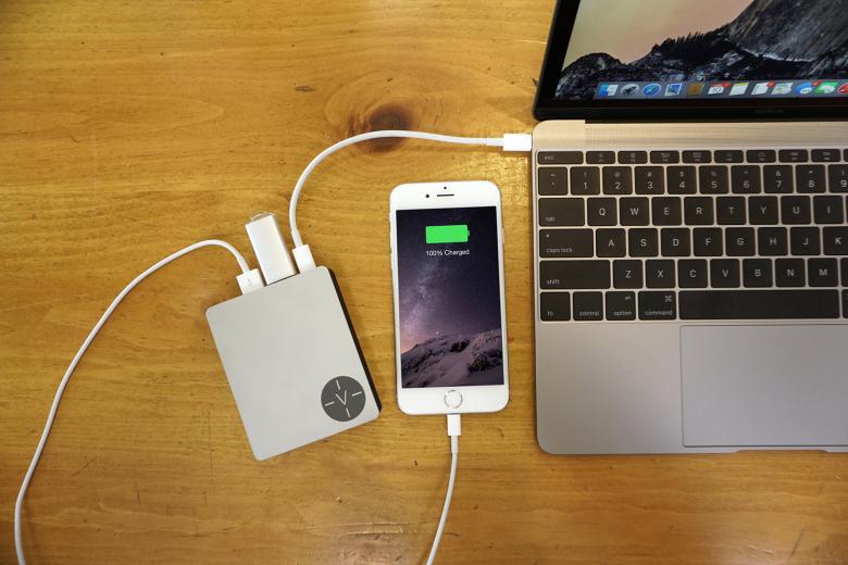Voltus – Chargeur portable pour MacBook